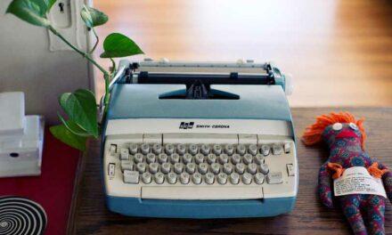 Forfatterdrømme – skriv din egen bog